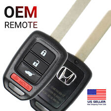 Honda OEM Keyless Entry Remote Key CR-V HR-V MLBHLIK6-1T 35118-T0A-A30 CRV HRV