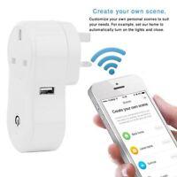 WiFi Intelligente Télécommande Commande Interrupteur Minuteur Prise De Courant
