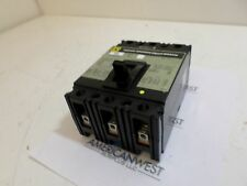 Square D FAL360301021 30 AMP 3 Pole Circuit Breaker Used