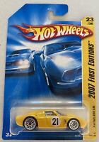 2007 Hotwheels Ferrari 250 LM Yellow! Mint! MOC!