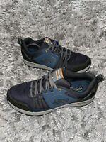 Skechers Mens Escape Plan All Terrain Hiking Shoes Blue 51591 Lace Up Low Top 10