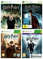 Xbox 360 - Harry Potter   Deathly   Order   Choose Your Title Multi-Listing