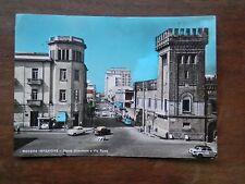 Vecchia foto cartolina d epoca di Nocera Inferiore Via Garibaldi piazza via Roma