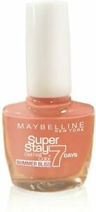 Maybelline SuperStay 7 Days Gel 873 Sun Kissed Nail Polish 10ml