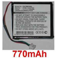 Batterie 770mAh type AHL03706001 AHL03707002 VF9B Pour TomTom Start