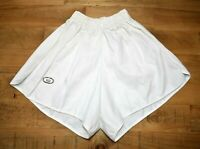 TREVOIS VINTAGE COTTON HIGH CUT RUNNING RETRO 70s 80s SHORTS SPRINTER size SMALL