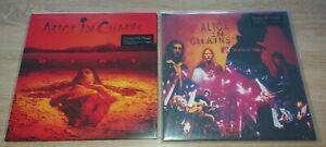 Alice in Chains Vinyl, 2 Stück