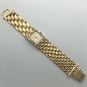 FOR REPAIR Men's Vintage Jules Jurgensen 17J Mechanical Watch - 14k Solid Gold