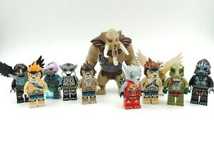 LEGO Legends of Chima Minifigures - Select Your Character
