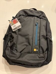"""Case Logic - Jaunt Notebook & Tablet Backpack 15.6"""" WMBP115K - Black. ***New***"""
