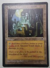 MAGIC MtG - TOMBA ANTICA - ANCIENT TOMB  - EX/NM  ENG