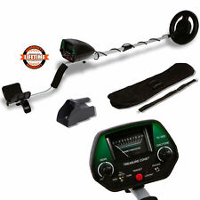 Treasure Cove Tc-1023 Metal Detector Set Waterproof Coil, Accurate Easy To Use