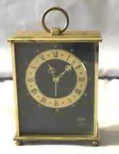 Linden Eight Day Brass Alarm Clock - Cuckoo Clock Company - France