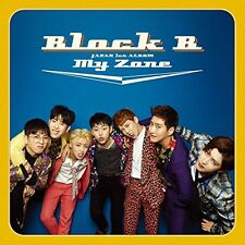 Block B JAPAN First Full Album [My Zone] (CD only) Regular Edition