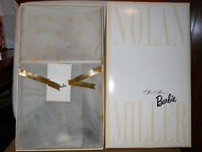 Barbie SHEER ILLUSION Nolan Miller #1 Couture Collection 1998 NRFB