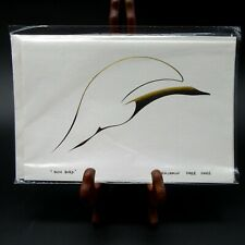 Benjamin Chee Chee Sun Bird Canadian Goose Art Greeting Card