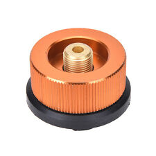 Picnic Burner Cartridge Gas Fuel Canister Stove Cans Adapter Converter Head ME