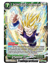 ♦Dragon Ball Super♦ Son Gohan Super Saiyan 2, attaque transpercante : BT2-073 SR