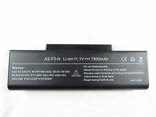 9 Cell Laptop Battery For ASUS A32-F3 F2 Z96 F3Jc F3JF F3Jm F3Jp F3Jr F3Jv F3Ka