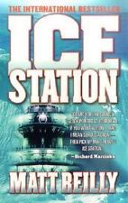Ice Station by Matthew Reilly, Good Book