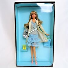 2005 Cynthia Rowley Gold Label Barbie Model Muse Doll Mint in Box