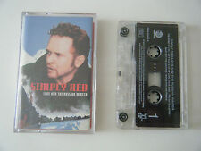 SIMPLY RED LOVE AND THE RUSSIAN WINTER CASSETTE TAPE WARNER EASTWEST 1999