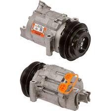 A/C Compressor Omega Environmental 20-21647 fits 2010 Chevrolet Camaro 6.2L-V8