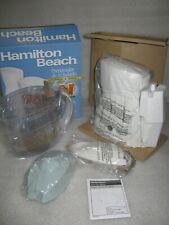 HTF Brand New Hamilton Beach 2-Quart Electric Iced Tea Maker, White 40911