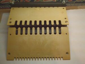"""Sears Craftsman 8"""" Dovetail Joint Fixture 9-2570"""