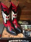 Montana boots country-western ***Superbe promo***