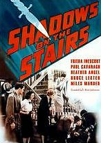 SHADOWS ON THE STAIRS - DVD - Region Free - Sealed