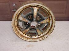 "1970  Pontiac Rally II Wheel Rim JT Code 14 x 6"" GTO LeMans Tempest Firebird"
