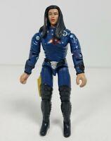 GI Joe Weapon Spy Troops Lady Jaye Leg Armor Left Original Figure Accessory