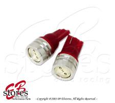 Red Trunk Cargo Light High Power Led T10 Wedge Light Bulbs 2pcs 2821 (1 Pair)(Fits: Neon)