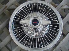 1965 65 OLDSMOBILE CUTLASS F85 STARFIRE HOLIDAY SPINNER WIRE HUBCAP WHEEL COVER
