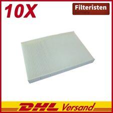 10x Filteristen Innenraumfilter, Pollenfilter  Audi A4 8W2, B9 A4 Avant 8W5, B9