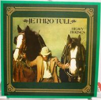 Jethro Tull + CD + Heavy Horses + 9 starke Rock Songs + Special Edition +