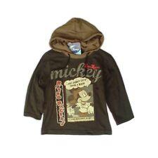 Camiseta MICKEY Retro Racers Marron