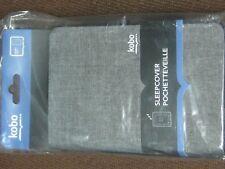 Kobo SleepCover Case Grey (Leather)  for  Arc 64 GB  K107-KBO-3GY  FREE SHIP