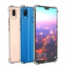 Shockproof 360° Silicone Protective Case For Huawei P20 P20 Pro P20 Lite Y7 2018