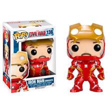 Figuras de acción de TV, cine y videojuegos Funko original (sin abrir) de Iron Man