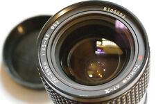 PENTAX P/K FIT TOKINA AT-X 28-85MM F/3.5-4.5 LENS WITH CLOSE FOCUS SETTING