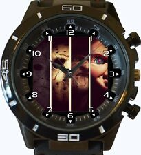 Horror Ghosts New Gt Series Sports Unisex Gift Watch