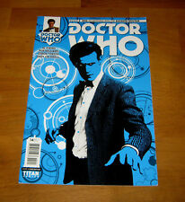 DOCTOR WHO - COMIC - TITAN - No 14  - 11th Doctor - BBC - ENGLISCH - NEU !!