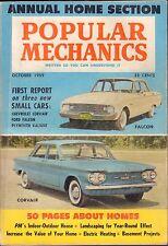 Popular Mechanics October 1959 Ford Falcon VG 061016DBE