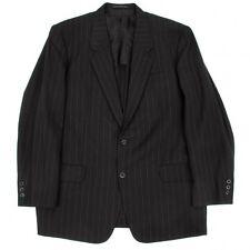 (SALE) Yohji Yamamoto COSTUME D HOMME wool stripe jacket Size M(K-14527)