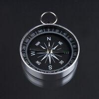 Professional Aluminum Military Compass Compass Navigation Tool Wild Survival