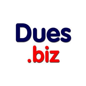 Dues.biz - Dues / LLLL 4 Letter Domain Name, Reg 2016