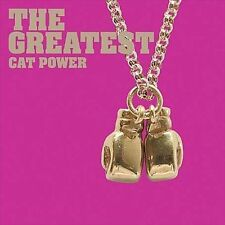 CAT POWER - THE GREATEST NEW CD