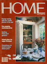 Home Magazine 1983 Victorian Rob Thallon Shingles Deck